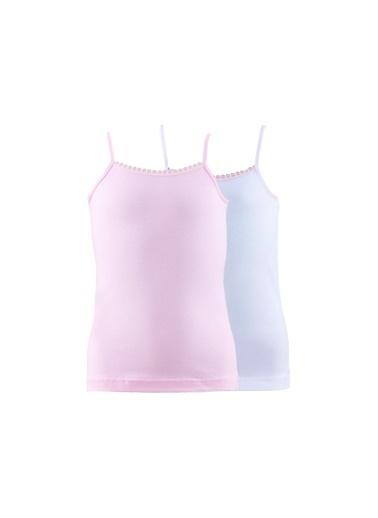 Blackspade Kız Çocuk Atlet Renkli